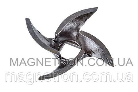 Нож (с острыми краями) универсальный для мясорубок Эльво