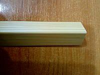 Защитный уголок ПВХ 20х20 декор (сосна)