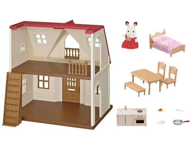 Домик Red Roof Cozy Cottage