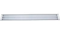 Линейный светильник трассовый закрытого плана под Led лампу Т8 1,2м  СТ-02-1200