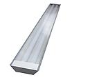 Линейный светильник трассовый закрытого плана под Led лампу Т8 1,2м  СТ-02-1200, фото 2