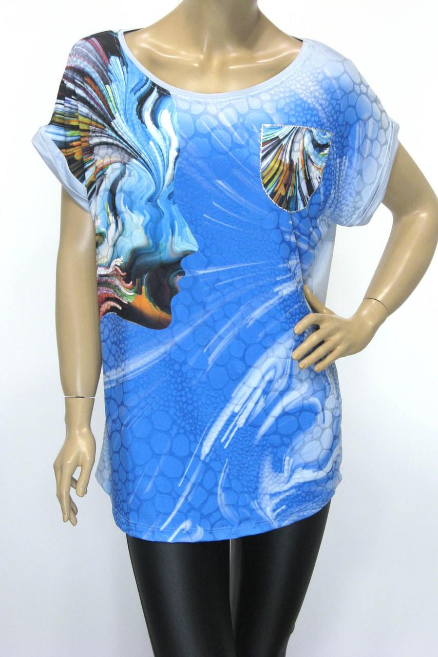 Женские футболки и туники Турция