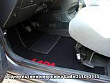 Ворсовые коврики Lada 2111 1998-2009 VIP ЛЮКС АВТО-ВОРС, фото 8