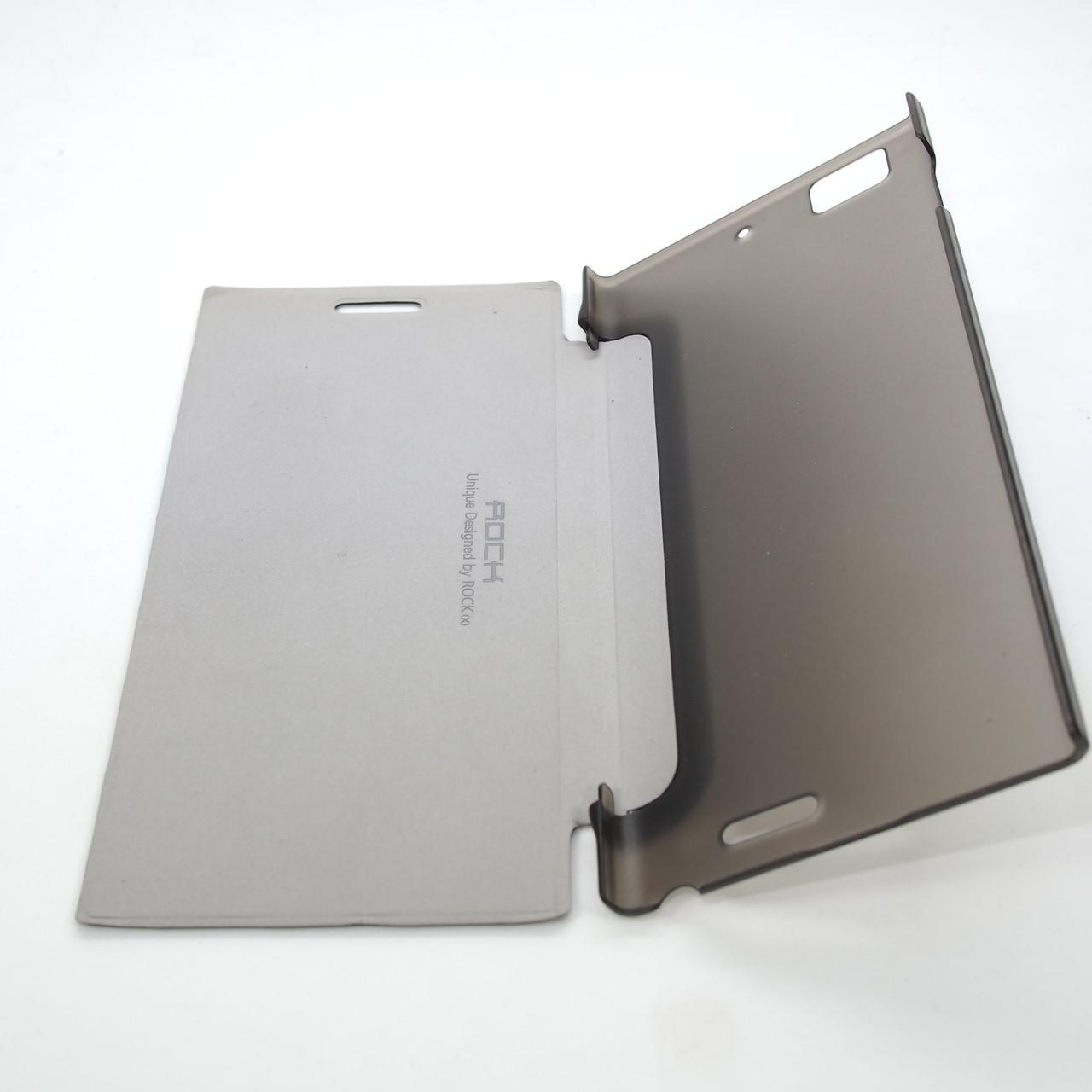 Чехлы для других смартфонов ROCK Elegant Lenovo K900 black Для телефона