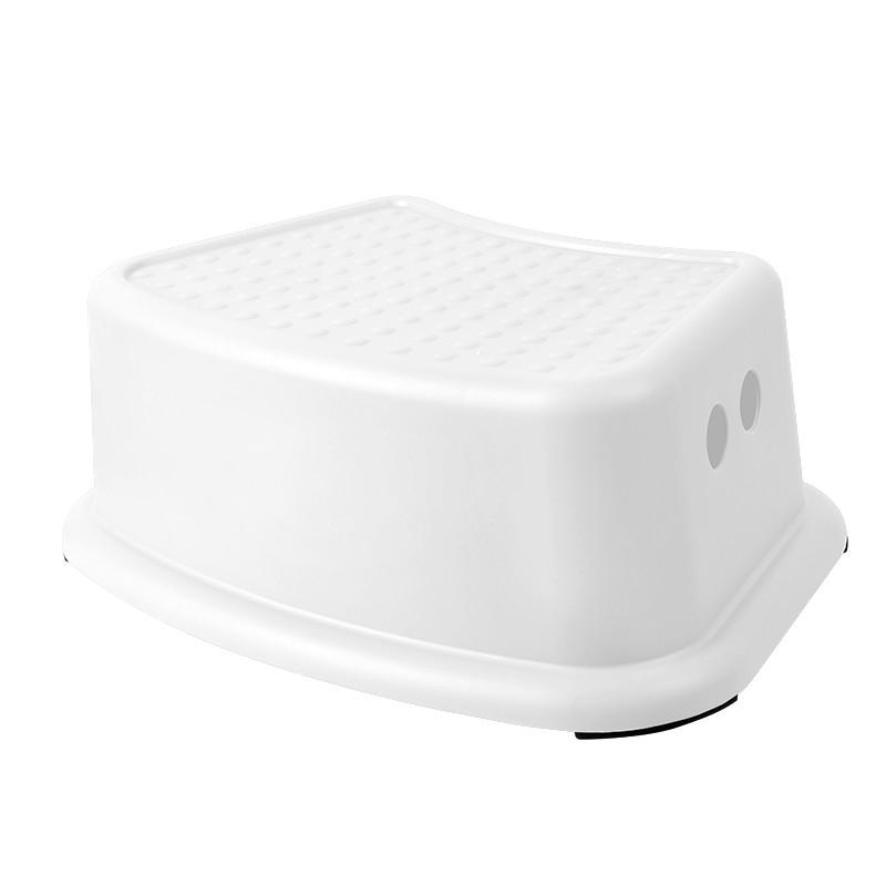 Детская ступенька для ванной и унитаза белая AWD02091464