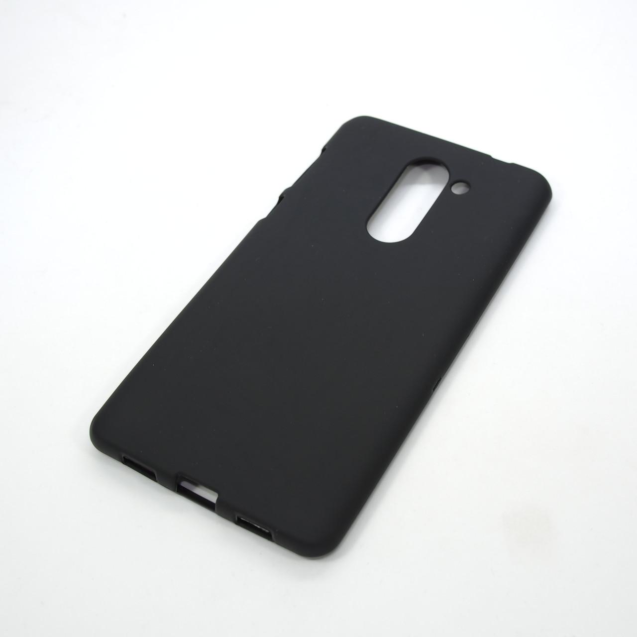 TPU Huawei GR5 2017 black Для телефона Honor 5X