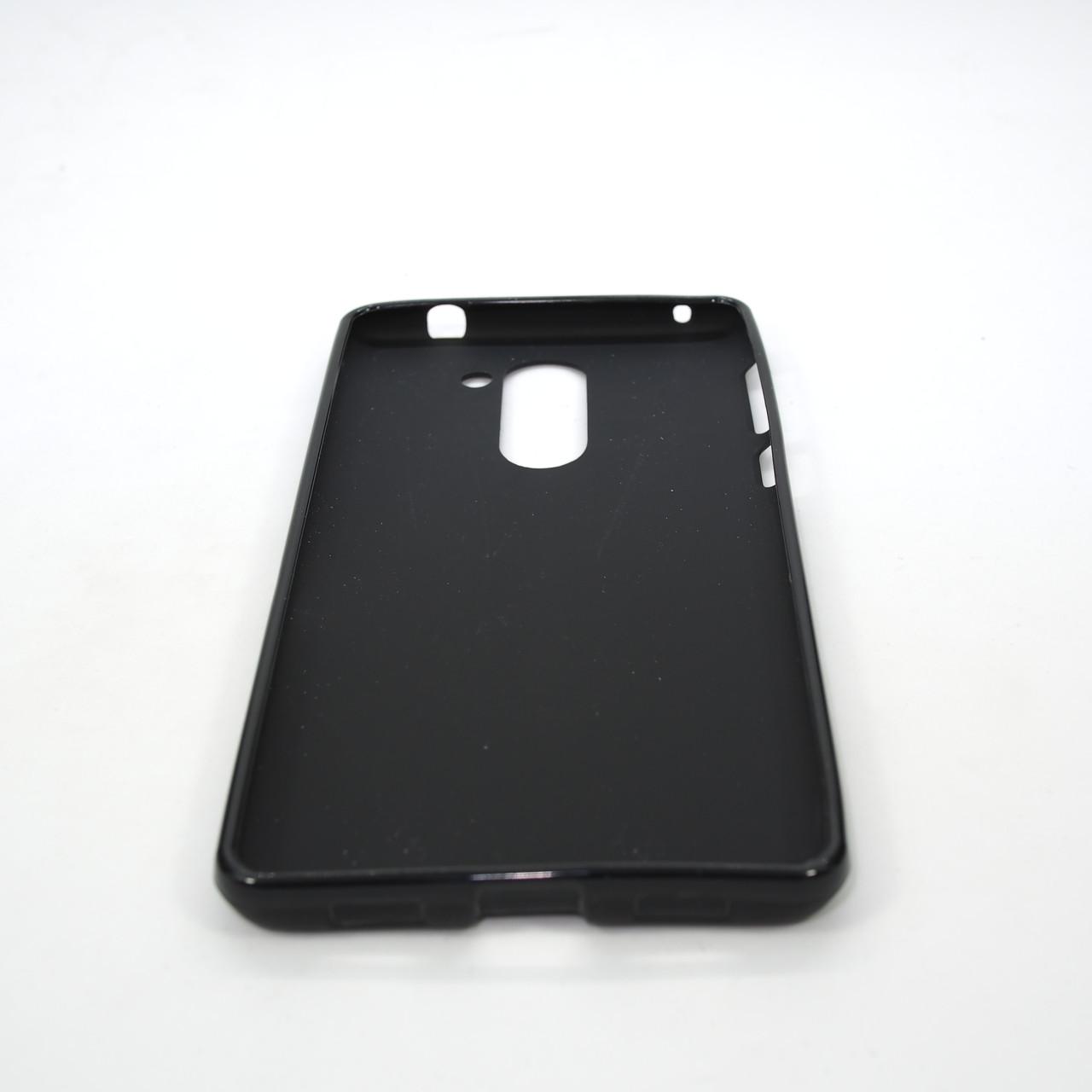 Чехол TPU Huawei GR5 2017 black Для телефона