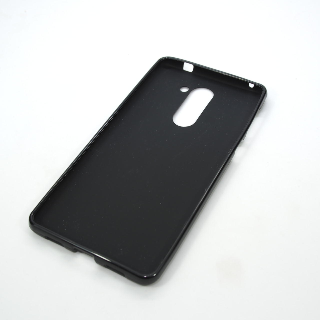 Чехол TPU Huawei GR5 2017 black Для телефона Honor 5X