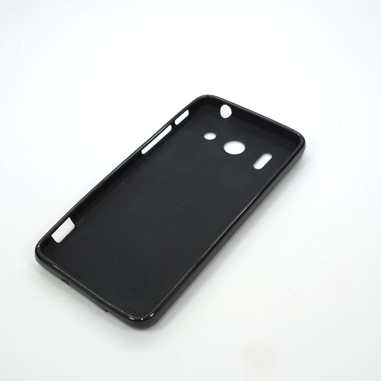Чехлы для Huawei TPU Ascend G510 U8951 black Для телефона
