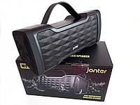 Беспроводная портативная Bluetooth колонка   jonter M91