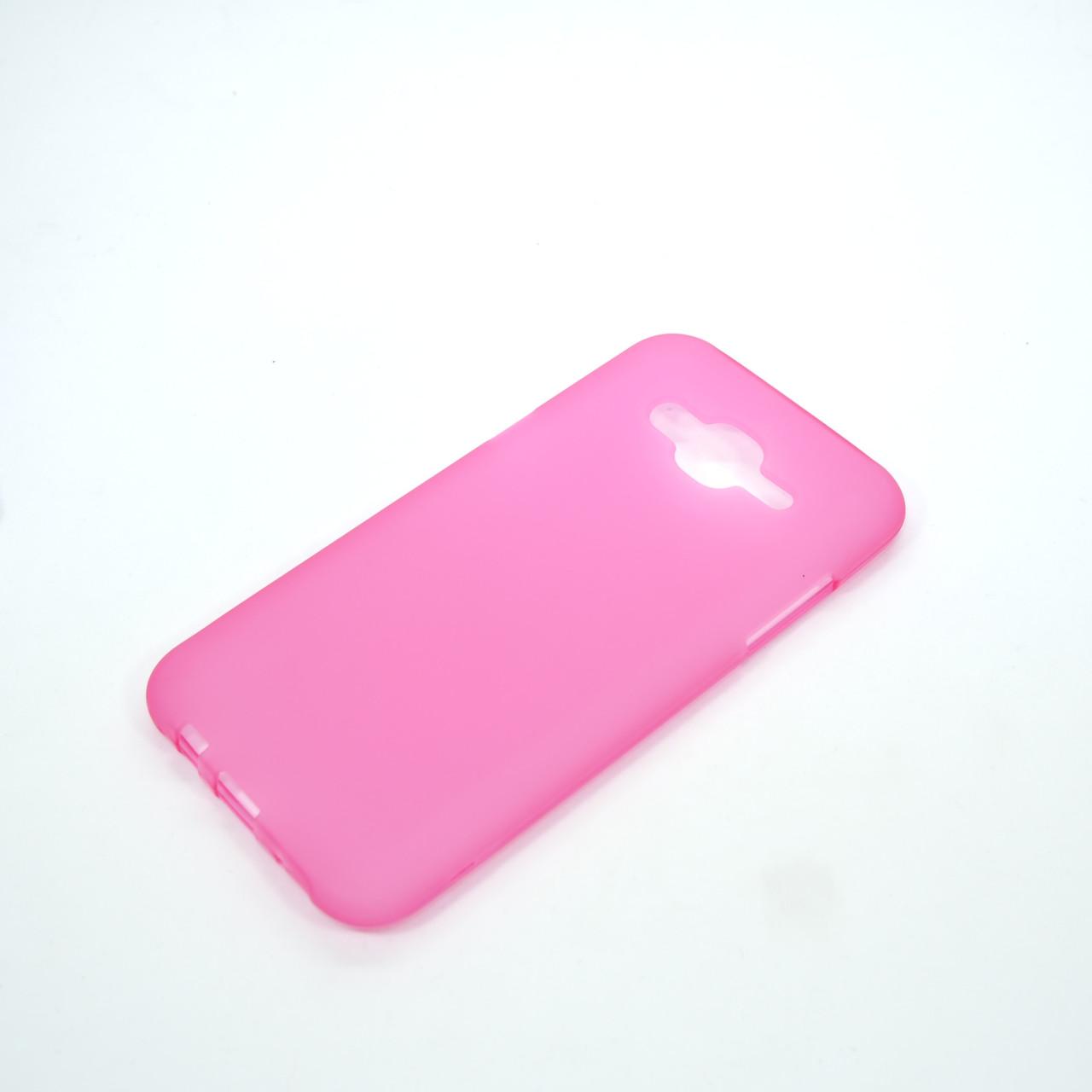 TPU bamper Samsung Galaxy J500 pink