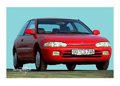 Mitsubishi Colt 7 (1992 - 1996)