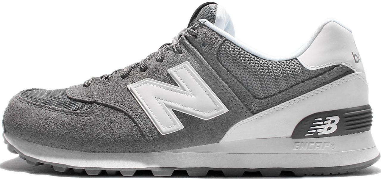 Кроссовки New balance 574 ML Grey/White
