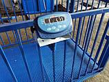 Весы для животных 500 кг, фото 3