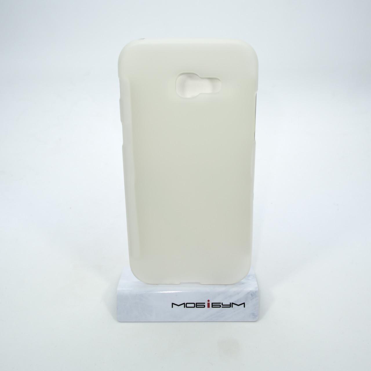 Чехол TPU Samsung A520 white