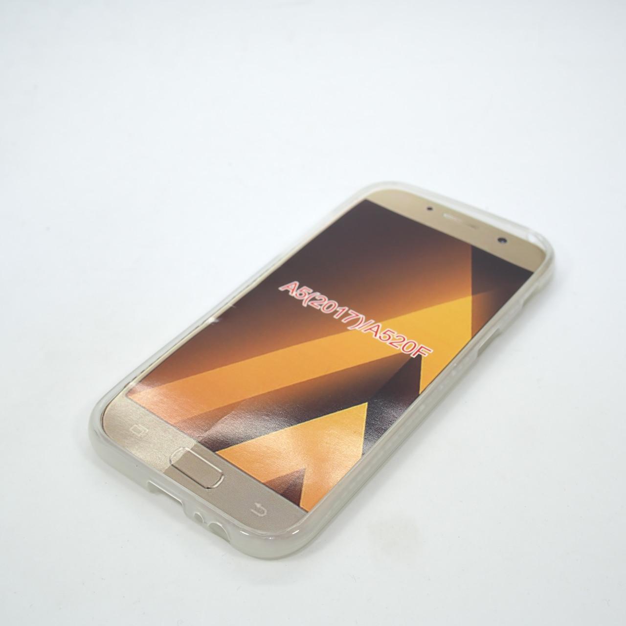 Чехлы для Galaxy A Series (остальные модели) TPU Samsung A520 white