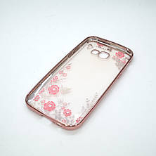Чехол TPU bamper Samsung Galaxy A520 pink, фото 2