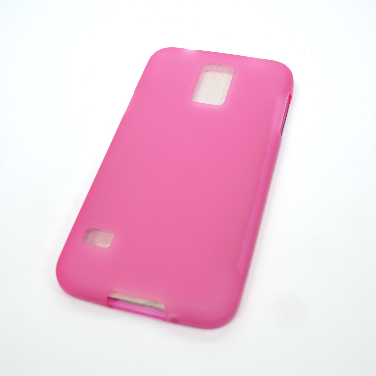 Silicon Samsung Galaxy S5 pink