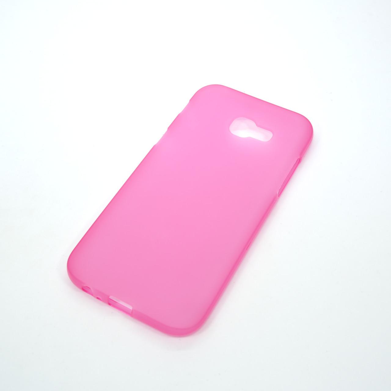 TPU Samsung A520 pink