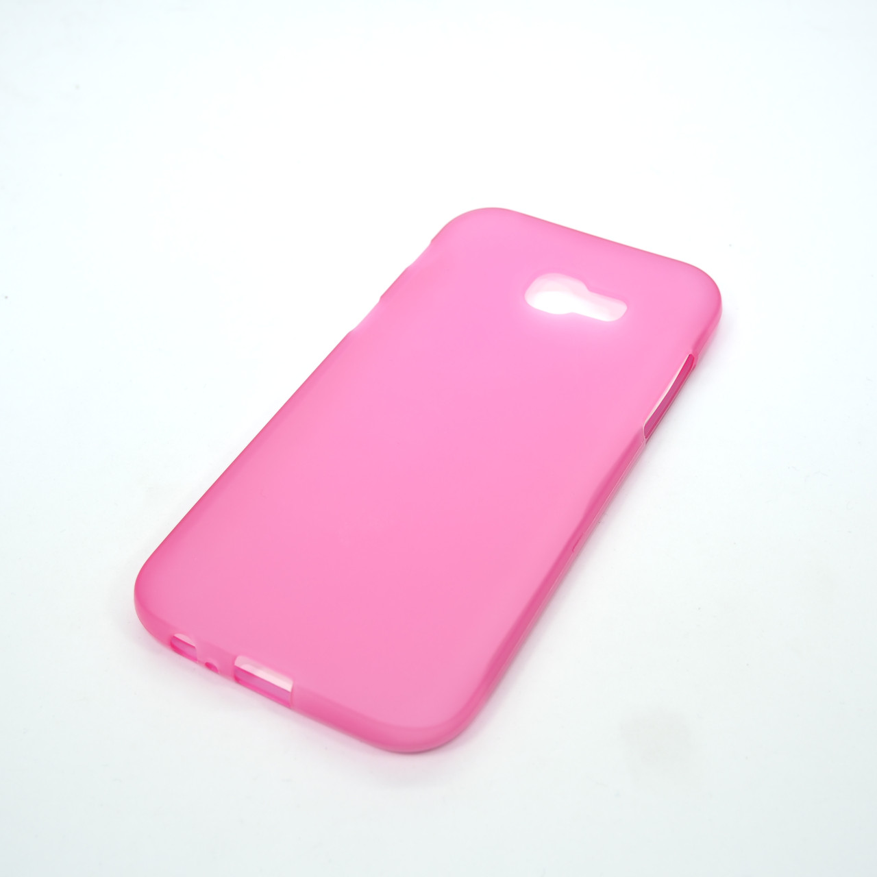 TPU Samsung A520 pink Galaxy A5 (A520) 2017