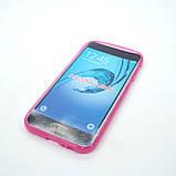 Чехол TPU Samsung A520 pink, фото 5
