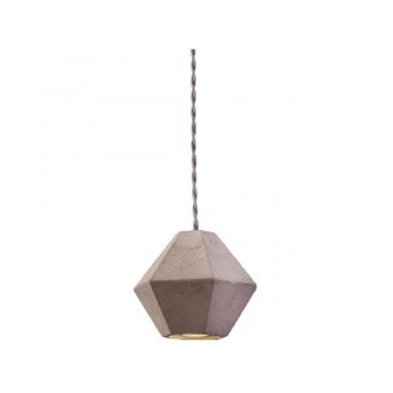 Светильник подвесной NOWODVORSKI Geometric 9697 бетон