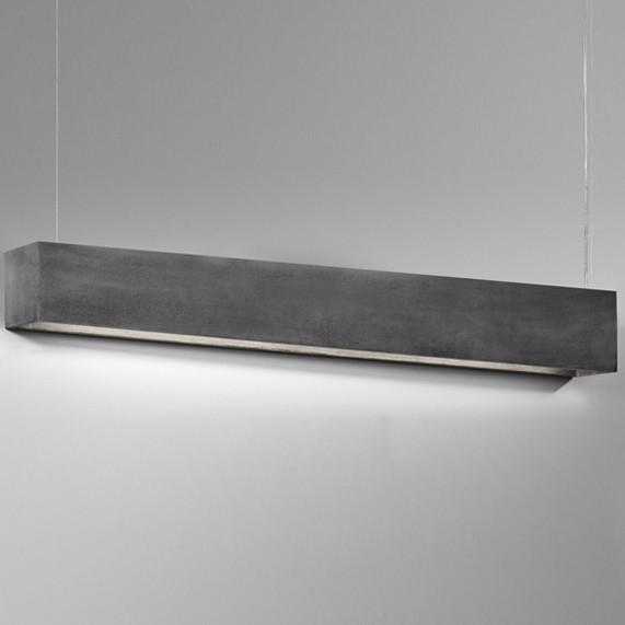 Светильник подвесной NOWODVORSKI Stone Gray 7015 серый