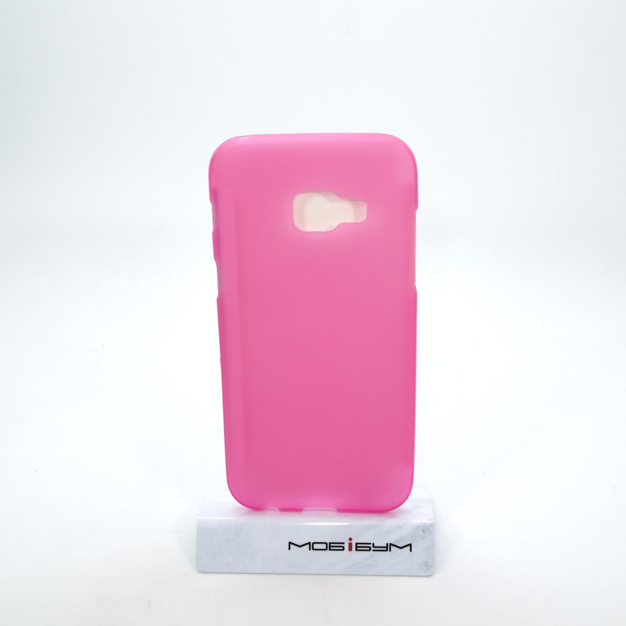 Чехол TPU Samsung A320 pink