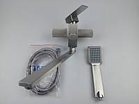 Смеситель для ванны Falanco GERTS 8008 (нерж.), фото 1