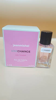 Love CHANCE eau TENDRE  JEANMISHEL eau de toilette  60 ml, фото 2