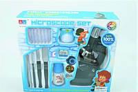 Детский научный набор  Микроскоп и калейдоскоп