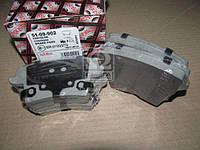 Комплект тормозных колодок, дисковый тормоз (производство ASHIKA) КРАЙСЛЕР,300 ц, 51-09-902