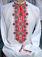 Чоловічі вишиванки ручної роботи оптом. По рейтингу  Дешевые · Дорогие ·  Мужская вышитая рубашка