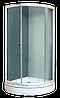 Душевой угол Miracle сатин/фабрик XL01-1