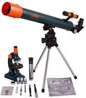 Набір Levenhuk LabZZ MT2 мікроскоп і телескоп
