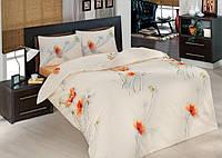 Комплект постельного белья Altinbasak ранфорс печатный Nazenin Семейный