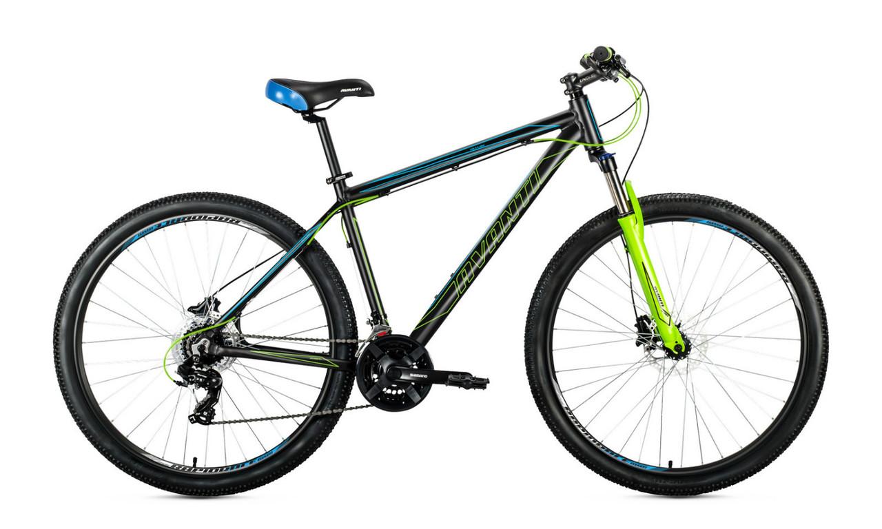Велосипед 27,5 Avanti Skyline гидравл., Lockout 17