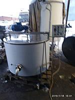 Котел сыроварня кпэ-300, фото 1