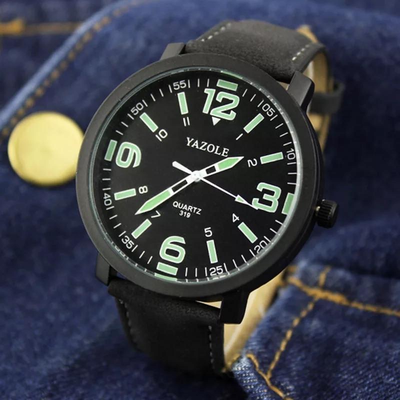 23d17041 Мужские наручные часы, черный ремешок - купить по лучшей цене в ...