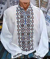Чоловічі вишиванки ручної роботи в Украине. Сравнить цены 094c91db08432