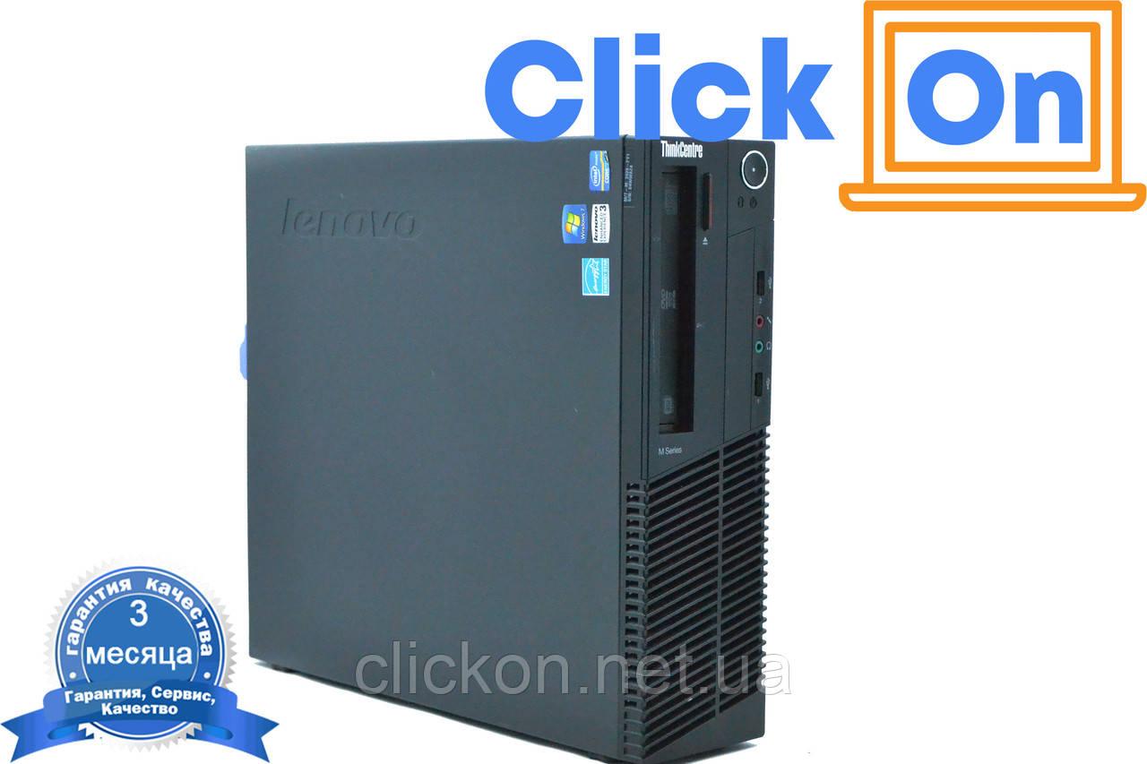 Системный блок Lenovo Core i5-2400/4gb ddr3/250gb hdd/б.у