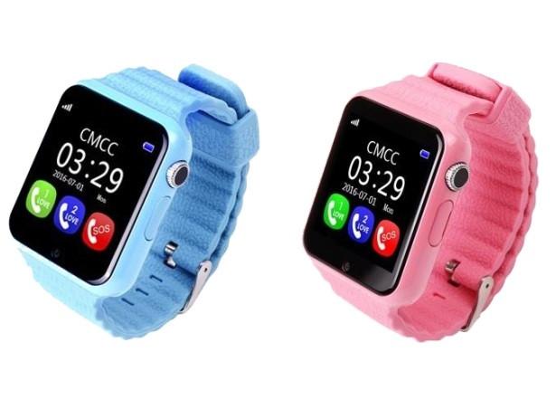 Дитячі розумні годинник Smart Baby Watch V7K з GPS