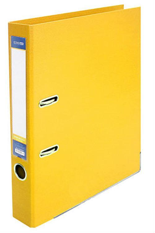 Папка реєстратор LUX А4 Economix 50 мм жовта E39722*-05