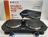 Электроплита ECG EV 2510 Black