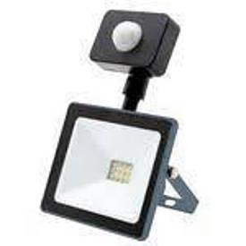 Прожектор LED INDUS 10W SMD 60K 900Lm IP65 з датчиком