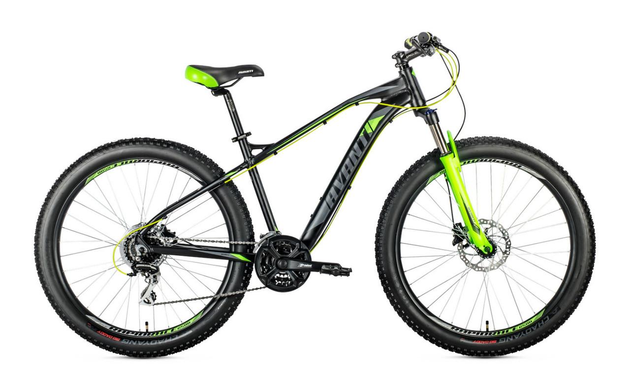 Велосипед 27,5 Avanti Boost 3.0 гидравл.,Lockout 17