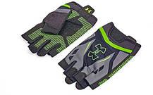 Перчатки для кроссфита и тренажерного зала Under Armour. Размеры M, L, XL, фото 3