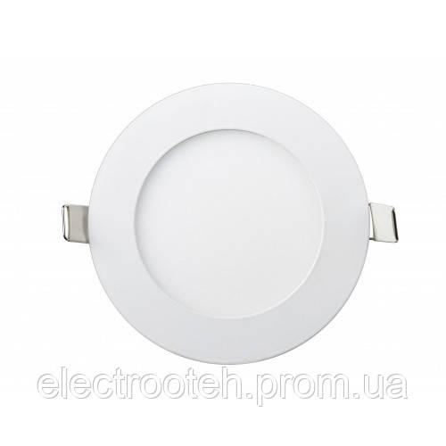 Встраемая Круглая LED Панель 464-RRP-06 6Вт