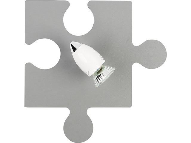 Светильник настенный детский NOWODVORSKI Puzzle Gray 9730 (9730)