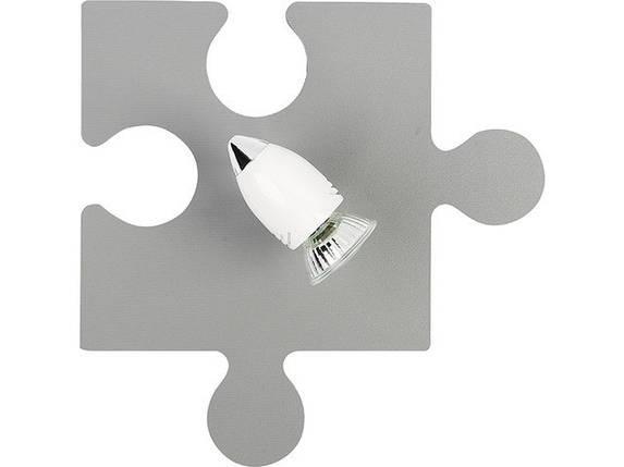 Светильник настенный детский NOWODVORSKI Puzzle Gray 9730 (9730), фото 2